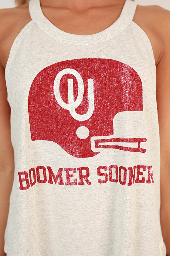 University of Oklahoma Tank
