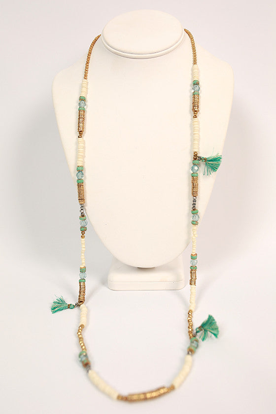 Brunch & Chit Chat Necklace