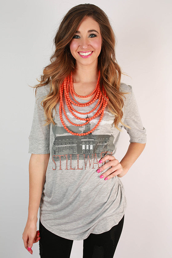 Oklahoma State University Landmark Tunic