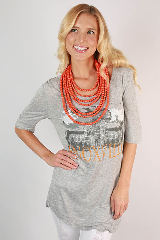 University of Tennessee Landmark Tunic