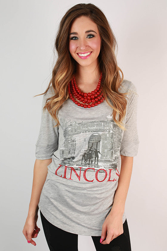 University of Nebraska Landmark Tunic