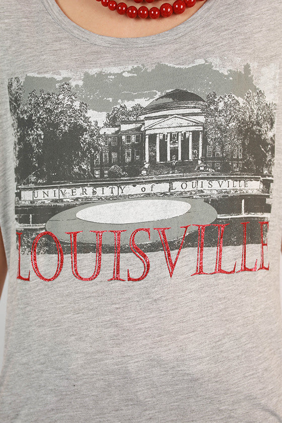 University of Louisville Landmark Tunic