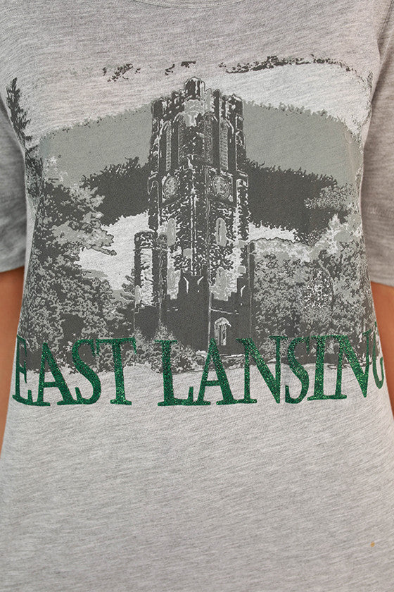Michigan State University Landmark Tunic