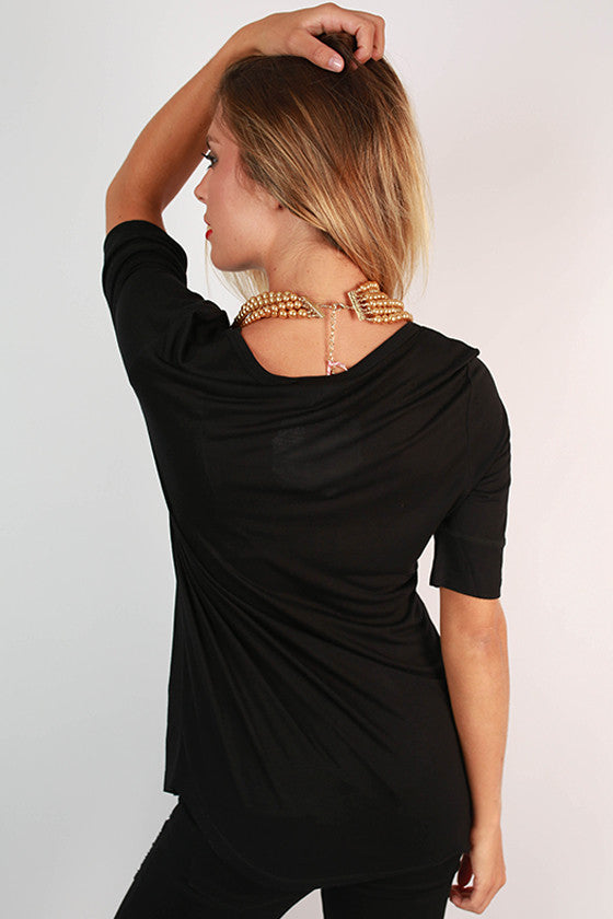 Purdue University Statement Tunic