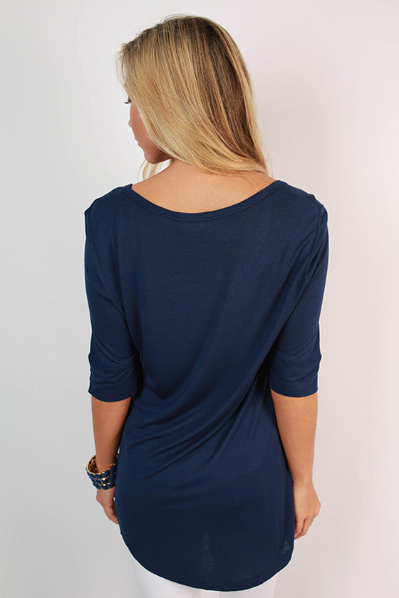 Auburn University Statement Tunic