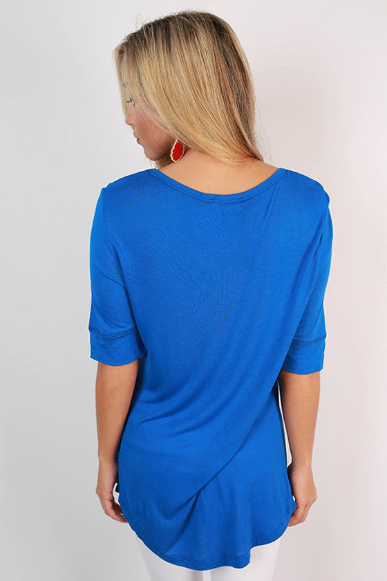 University Of Kansas Statement Tunic