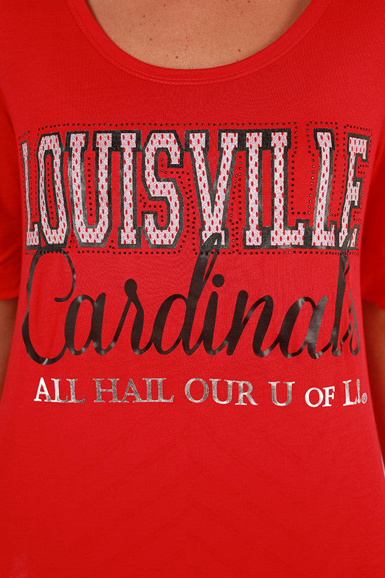 University Of Louisville Statement Tunic