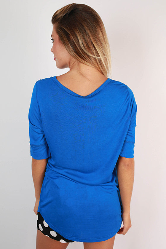 University Of Tulsa Statement Tunic