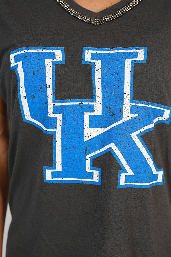 University Of Kentucky Boyfriend V-Tee