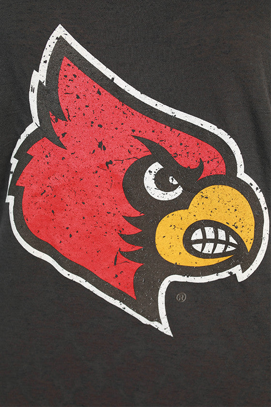 University Of Louisville Boyfriend V-Tee