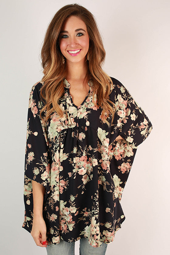 Glamorous Always Floral Top