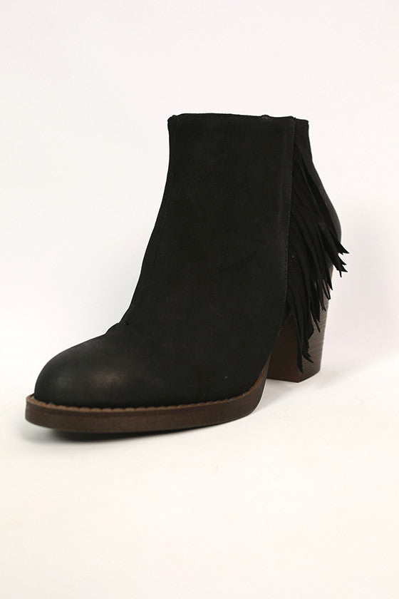 Alliance Bootie in Black