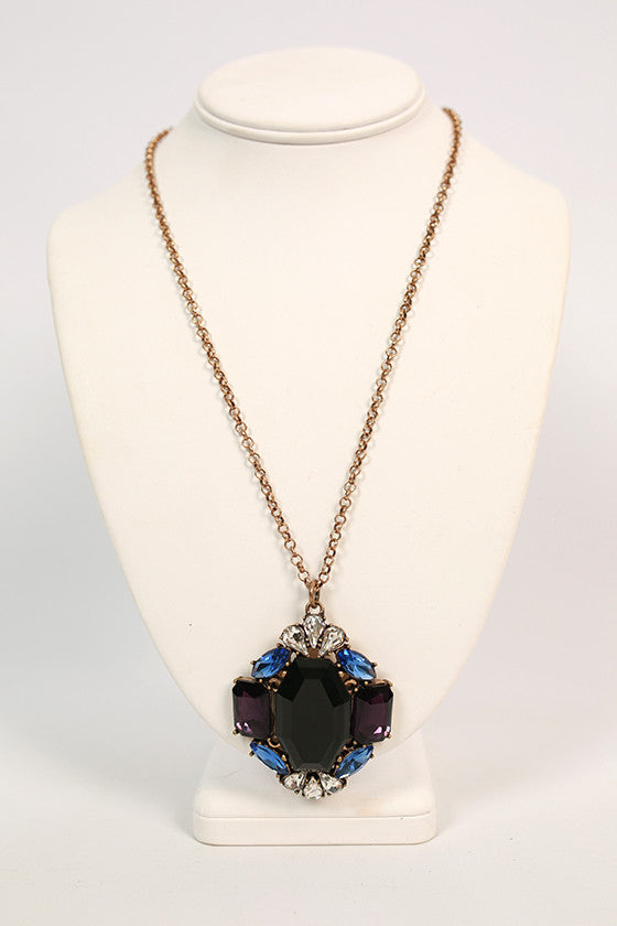 Soho Divine Crystal Necklace