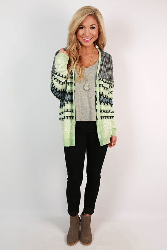 Melt My Heart Cardigan