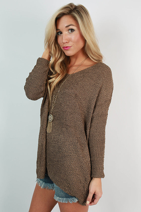 One More S'more Sweater
