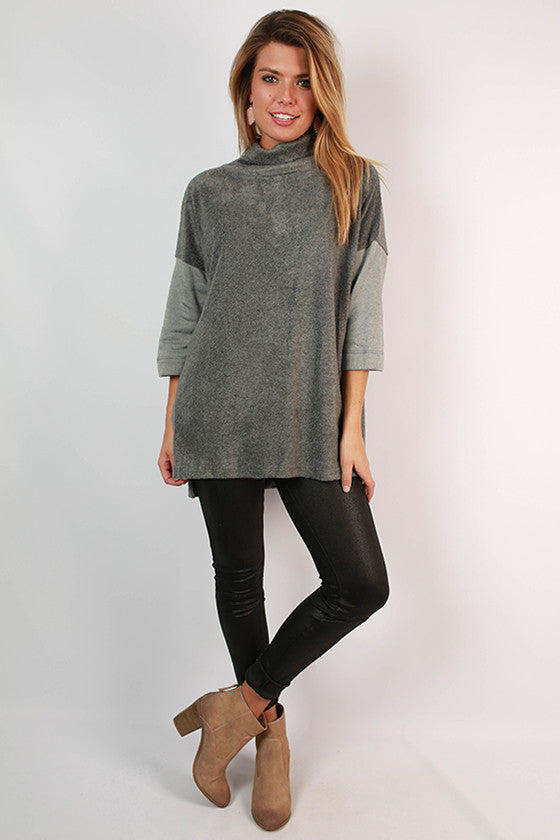 A Dinner & A Movie Tunic Top