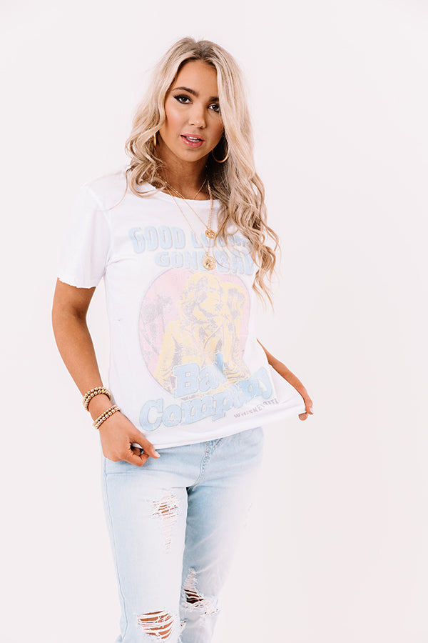 Good Lovin' Gone Bad Tee