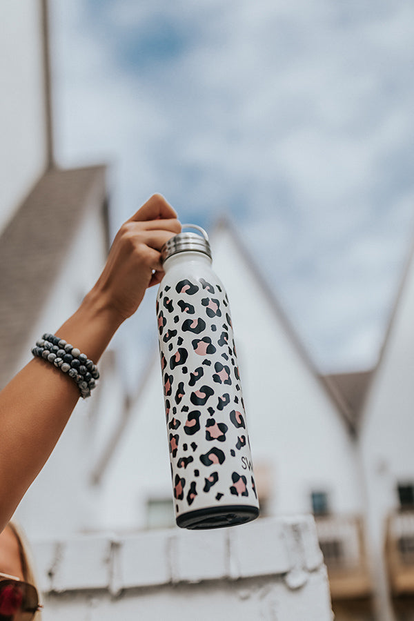 Luxy Leopard Bottle