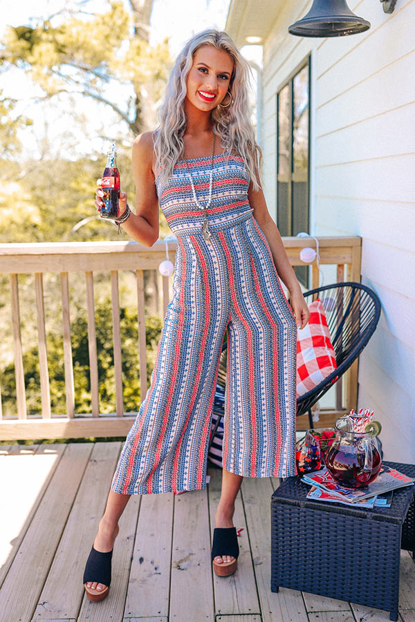 Pretty In Provence Jumpsuit
