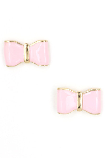 Baby Pink Earrings