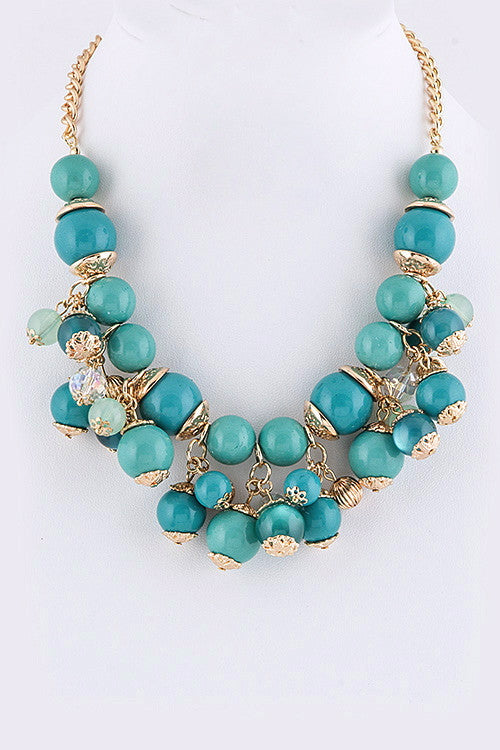 Turquoise Chic Necklace