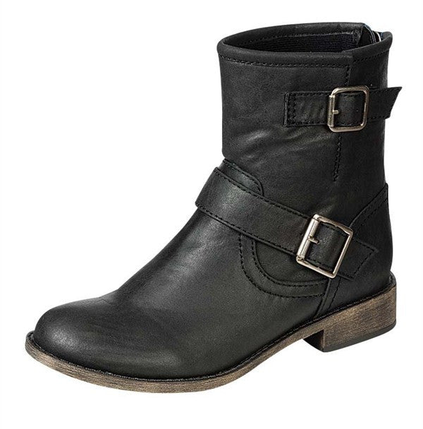 Walking In The Park Ankle Boot Black