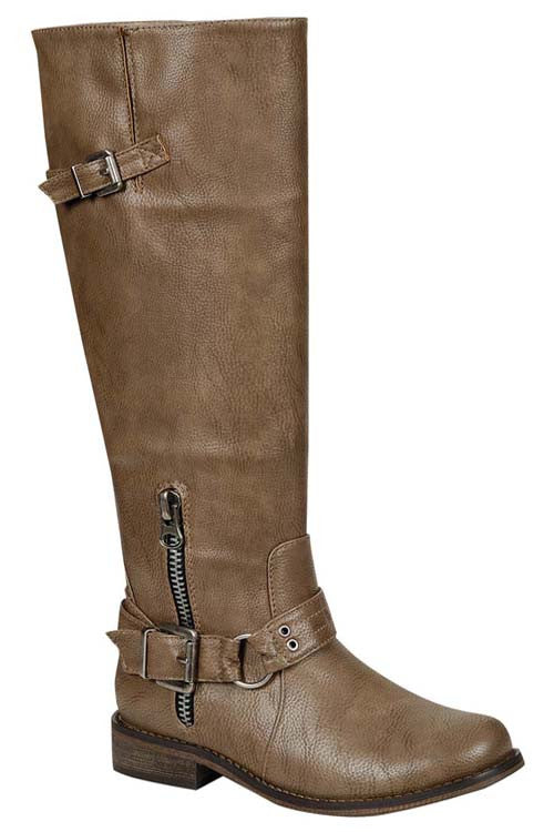 Saturday Boot Light Brown