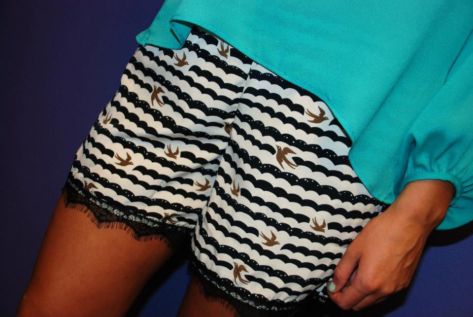 Sea Couture Short