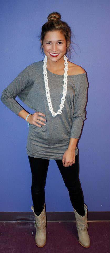 Favorite Tunic Heather