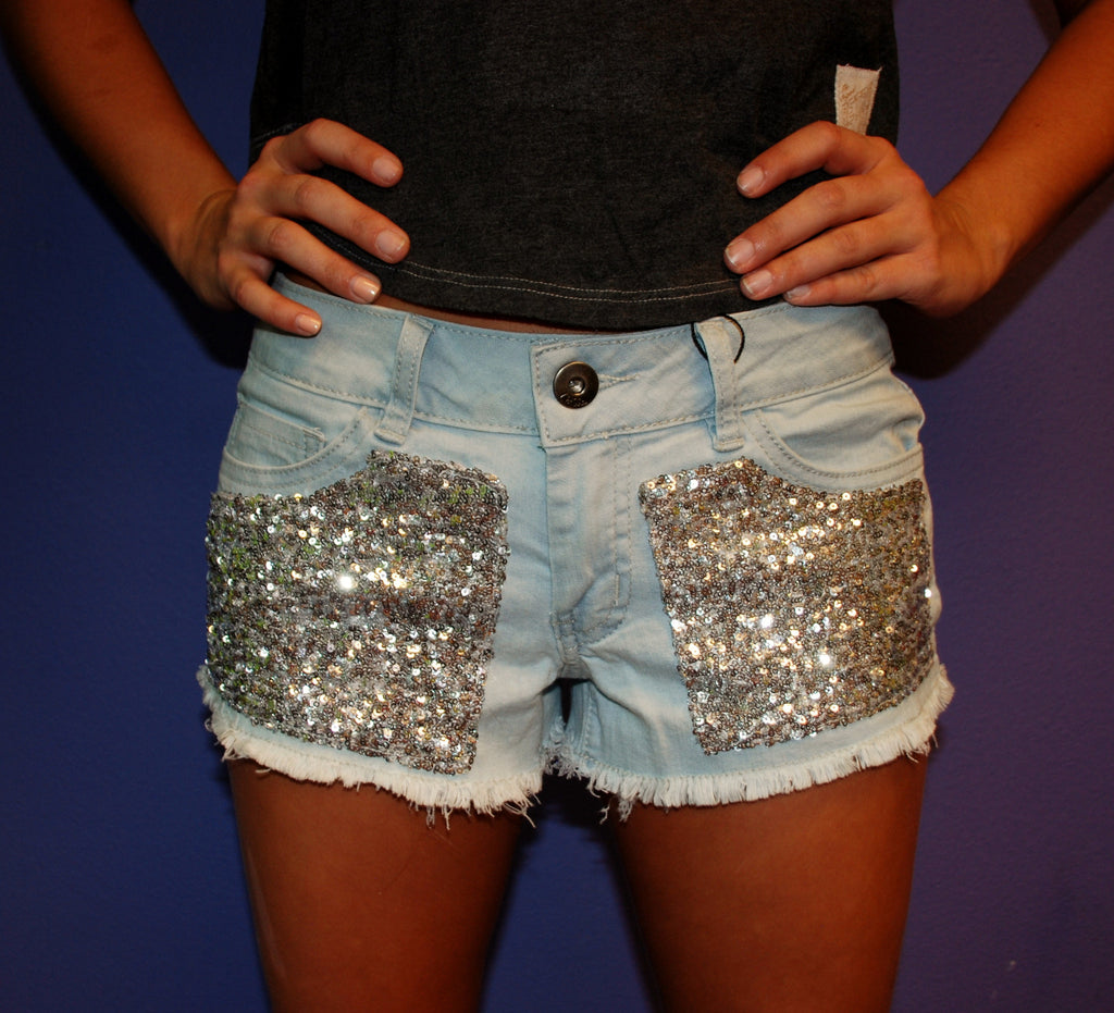 Sequin Cut Off