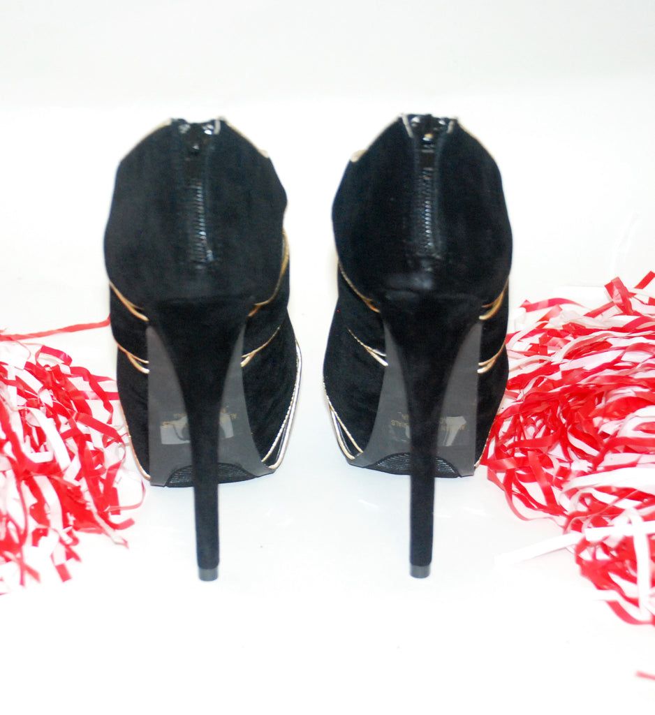 New Love Heel Black