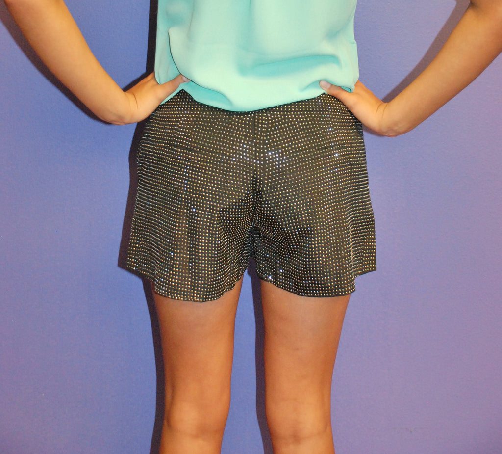 Uptown Girl Shorts