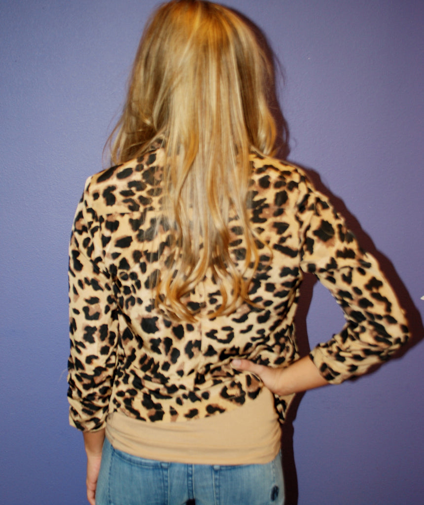 Cheetah Chatter