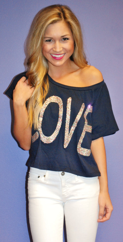 The Perfect Love Navy