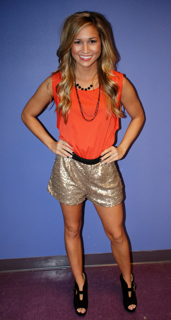 Shine On Romper