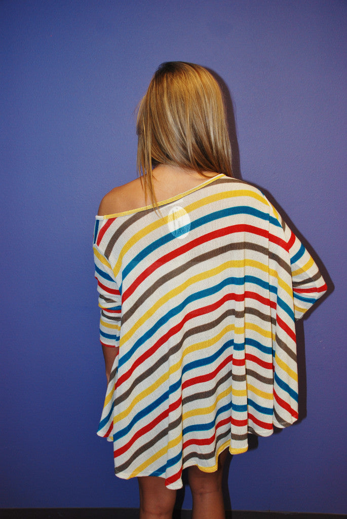 Yacht Club Stripe