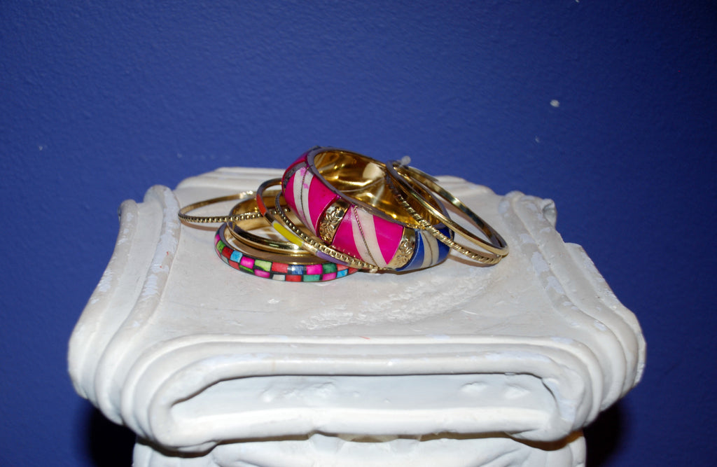 Imperial Bangle Set