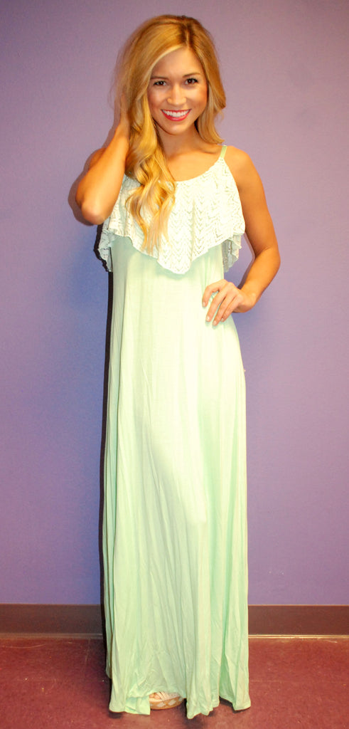 Impress Glam Maxi Mint