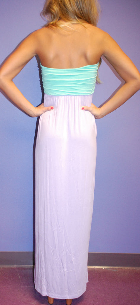 Beach Bum Maxi Mint