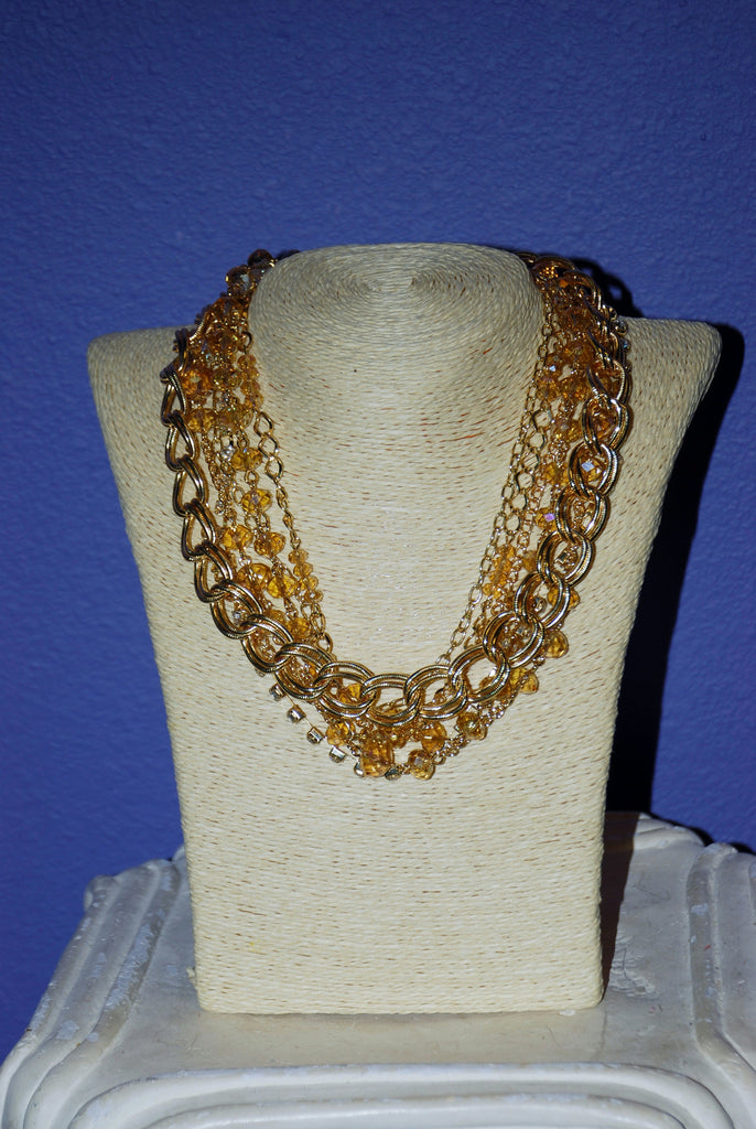 Sparkle Glitz Necklace