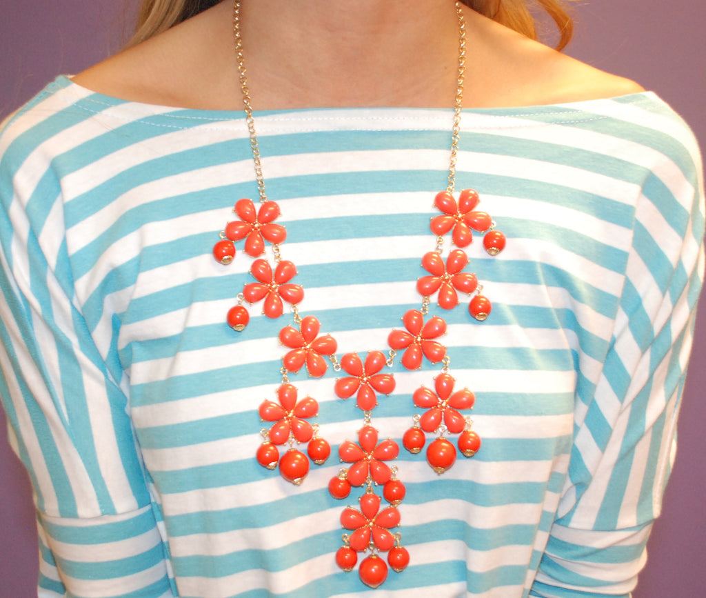 Pop of Color Necklace
