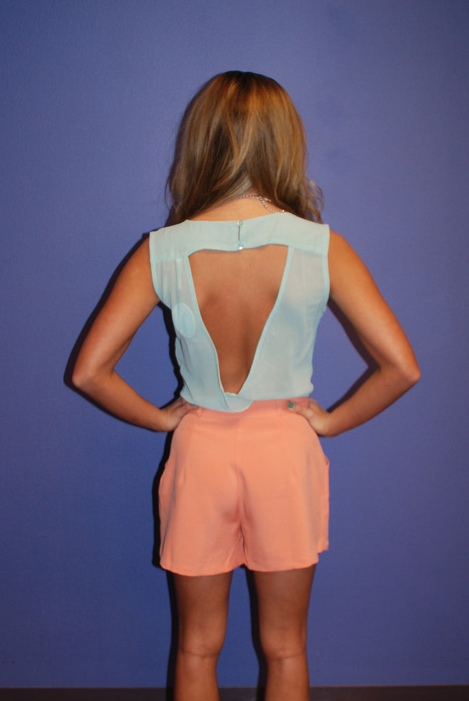 Tales of Love Romper