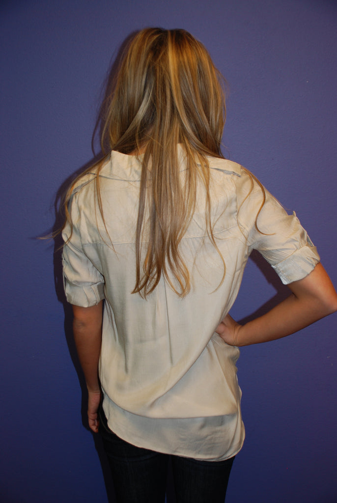Perfect Khaki Tunic
