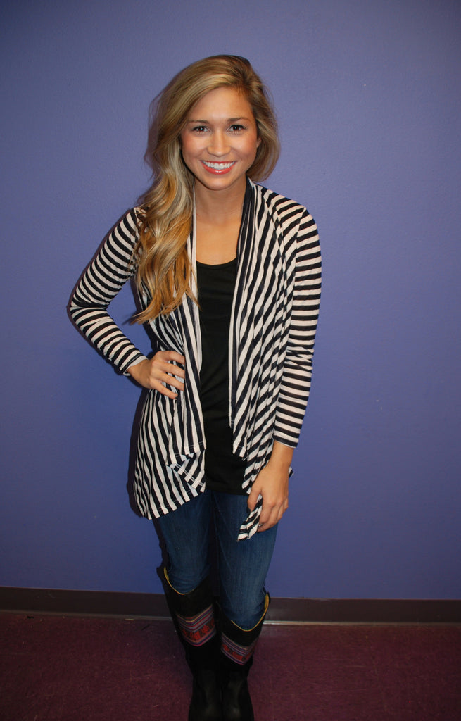 Stripes Amore Cardigan