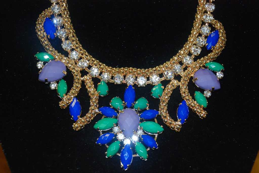 Tribal Glam Necklace