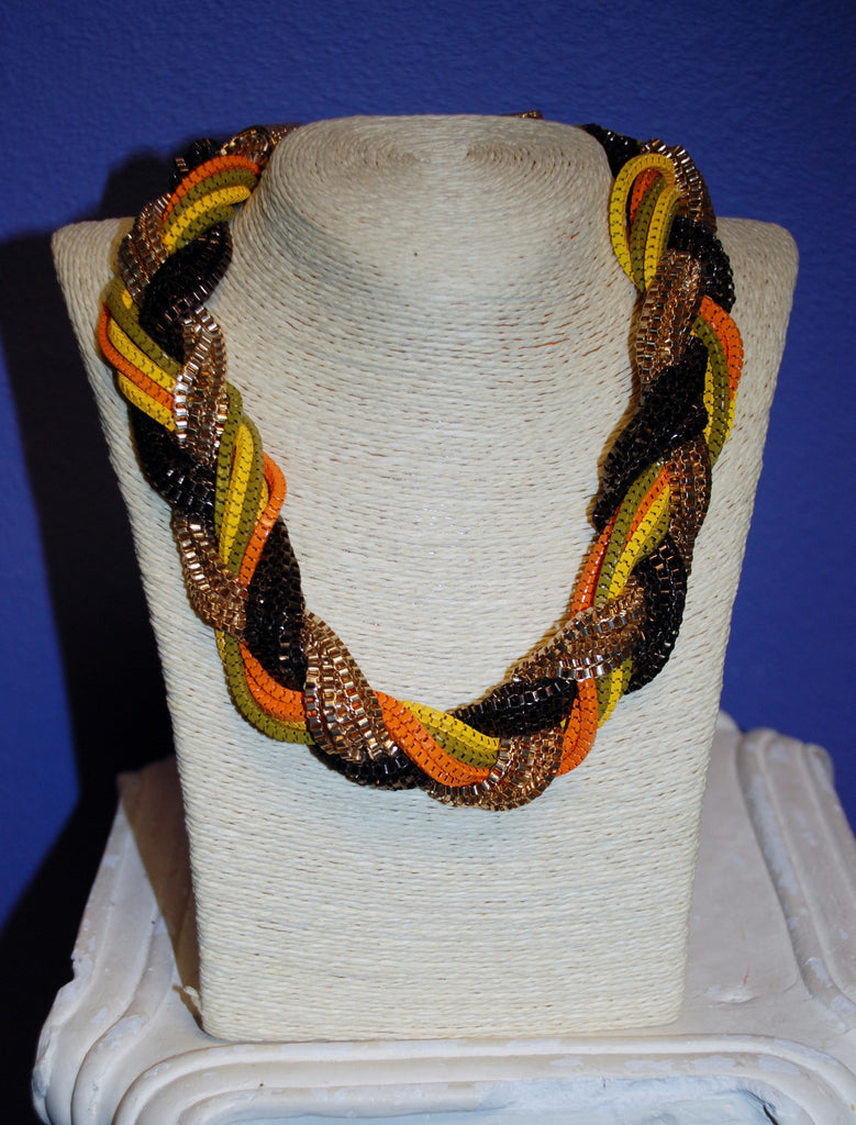 Harvest Rope Necklace