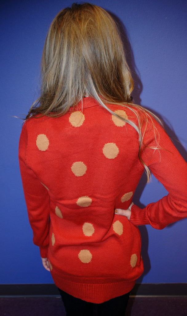 Dots Amore Cardigan