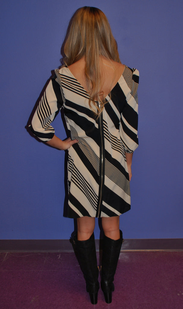 Stripe Back At Ya Dress