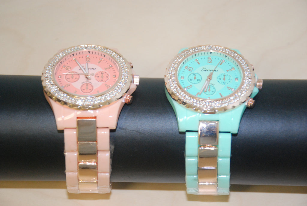 Glam Time Watch