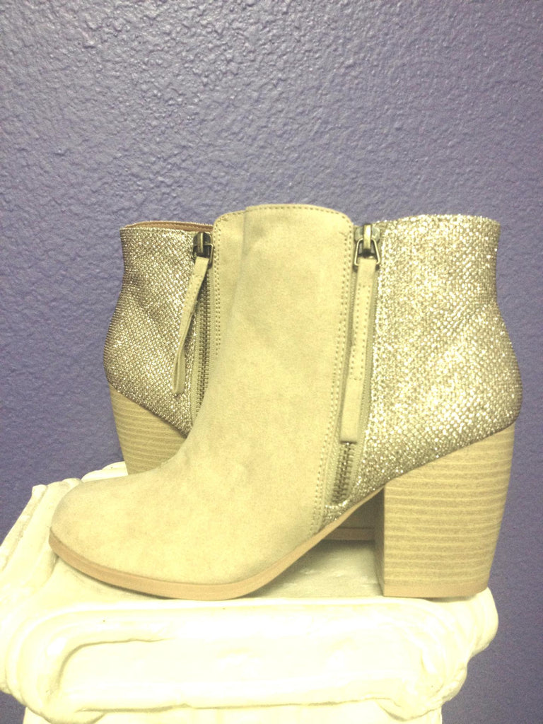 Glamour Girl Ankle Boot